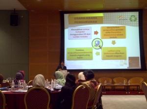 Sesi Plenari: YBhg Datuk Haji Zaini Md. Nor
